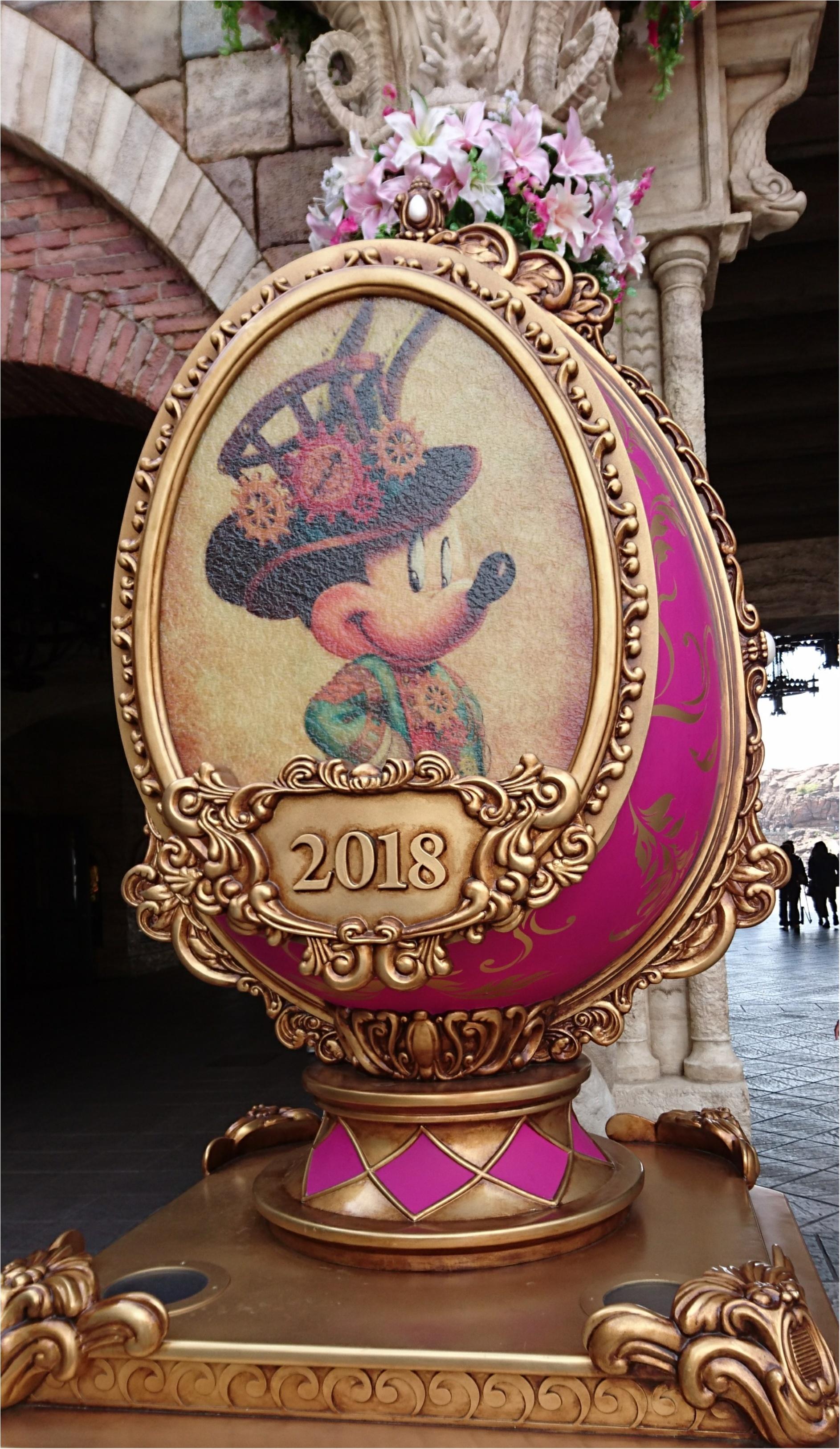 【Disney特集】東京ディズニーシーのイースターに行って来ました♡_2_1