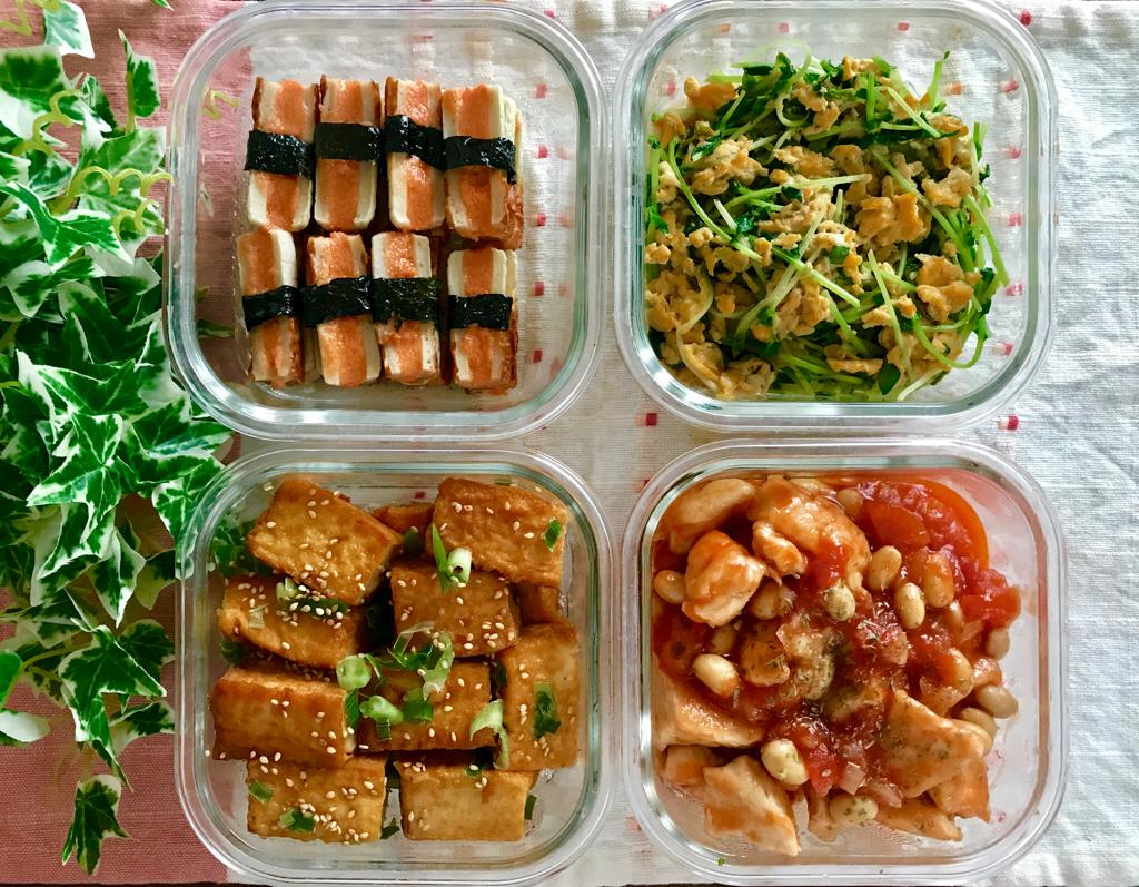 【今月のお家ごはん】アラサー女子の食卓!作り置きおかずでラクチン晩ご飯♡-Vol.3-_6
