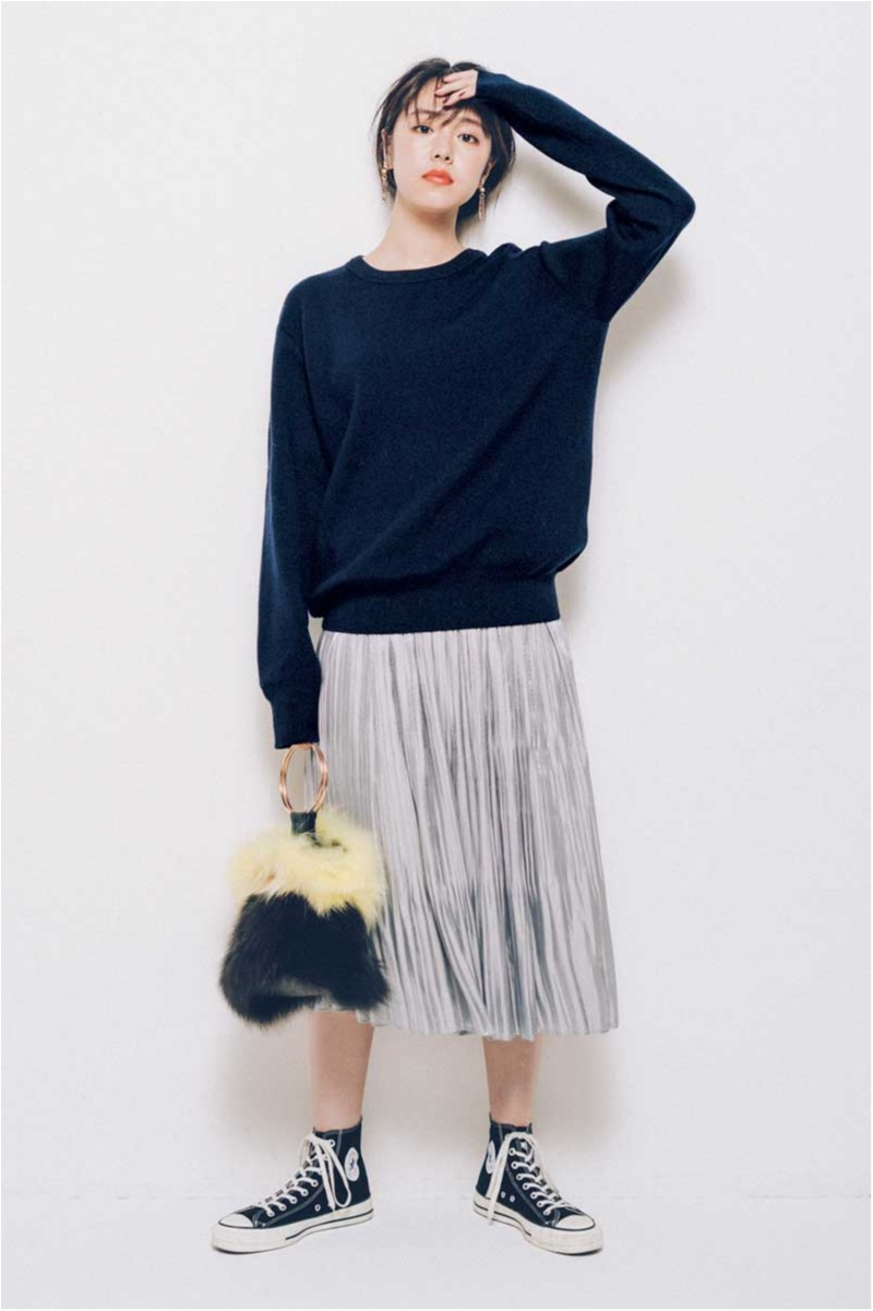 コンバースのスニーカー特集 - 20代ファッション(レディース)   おすすめのコーディネートまとめ_12